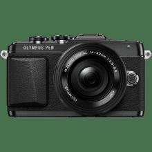 Olympus E-PL7 + 14-42 mm EZ Kit (černý)