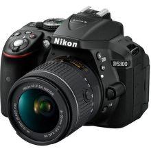 Nikon D5300 + AF-P DX 18–55 VR + AF-S DX 55–200 VR II (černý)