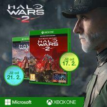 Předobjednávka Halo Wars 2