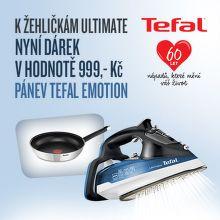 Dárek k žehličkám Tefal Ultimate