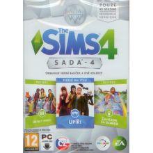 PC -  The Sims 4, sada - 4