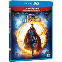 Doctor Strange - Blu-ray film (3D+2D)