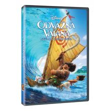 Magic Box Odvážná Vaiana DVD