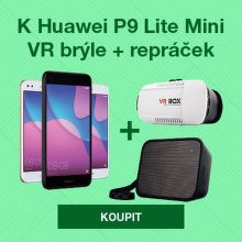 Huawei P9 Lite Mini + Philips BT110 PixelPop