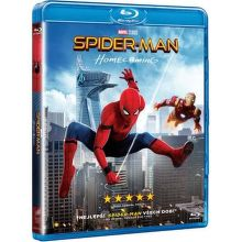 Spider-man: Homecoming - Blu-ray film