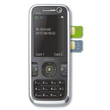 Klasické mobily na dvě SIM karty