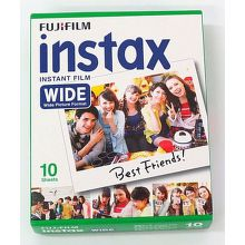 FUJIFILM INSTAX WIDE FILM 10