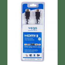 Vega AA-902 - HDMI 1.4, Ethernet, 2m (černý)