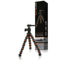 CamLink TP140 - Flexibilní 6-sekční stativ