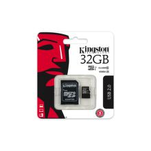 Kingston 32 GB Micro-SDHC UHS-I Class 10