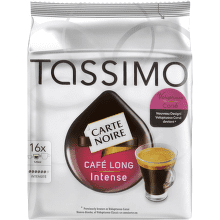 Tassimo Carte Noire Café Long Intense (16ks)