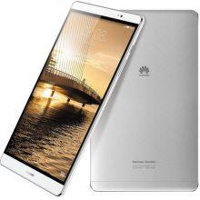 Huawei MediaPad M2 8.0 Wi-Fi 16GB 2GB RAM (stříbrný)