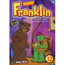 Franklin a jeho dobrodružství 12 - DVD