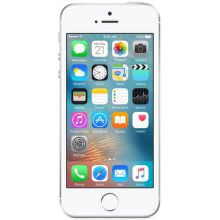 Apple iPhone SE 64GB (stříbrný), MLM72CS/A