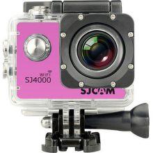 Sjcam SJ4000 WIFI (růžová)