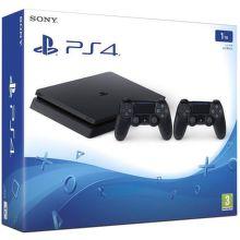 Sony PlayStation 4 1TB + DualShock 4 (černý)