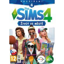 SIMS 4: život ve městě - PC hra