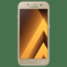 Samsung Galaxy A3 2017 (zlatý)
