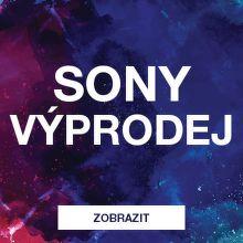 Sony výprodej - Slevy až 35 %