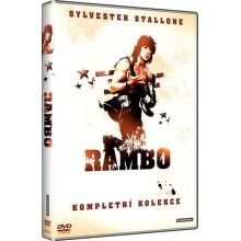 Rambo 1-3 - DVD film