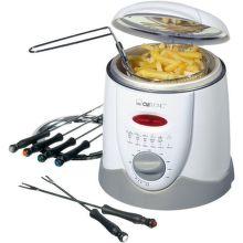 Clatronic FFR 2916 2v1 fritéza a fondue
