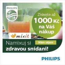 Poukaz až na 1 000 Kč na nákup na Mixit.cz