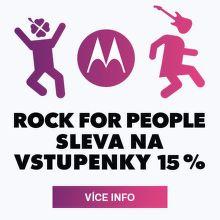 Pojeďte s Lenovem na Rock for People