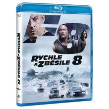 Rychle a zběsile 8 - Blu-ray film