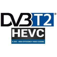 DVB-T2/H.265 HEVC
