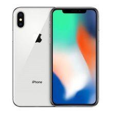 Apple iPhone X 64GB stříbrný