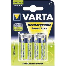 Varta Power Accu - C, 3000 mAh, 2ks