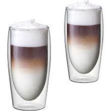 Scanpart Latte (2 x 350ml) - Sklenice termo
