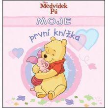 Medvídek Pú - Moje první knížka (růžová)