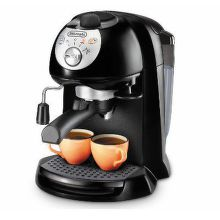 DELONGHI EC201CD.B (černá) - Pákové espresso