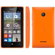 Microsoft Lumia 435 Dual SIM (oranžový)