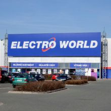 Electro World Hradec Králové