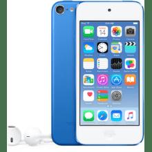 Apple iPod Touch 64GB (modrý) MKHE2HC/A