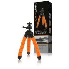 CamLink TP240 - Flexibilní 5-sekční pěnový stativ