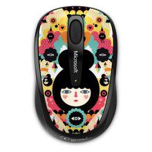 Microsoft Wireless Mouse 3500 Artist, Muxxi