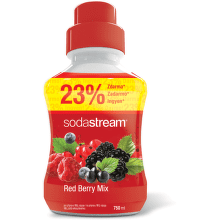 SodaStream - Red Berry sirup 750 ml