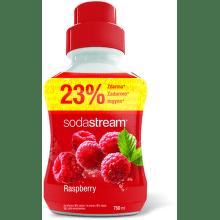 SodaStream - Malina sirup 750 ml
