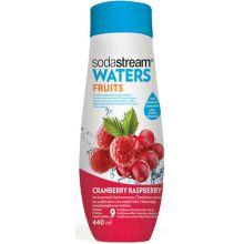 Sodastream Waters Zero brusinkovo-malinový sirup (440 ml)