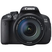 Canon EOS 700D - 18-135 IS STM