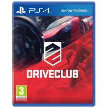 Driveclub - hra pro PS4
