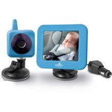 Baby BBM 7030 - digitální video auto chůvička