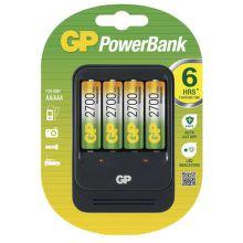 GP B0057 - PowerBank PB570 + 4xAA 2700mAh