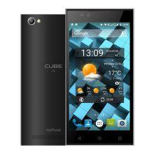 MyPhone Cube LTE (černý)