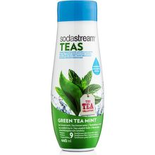SodaStream Green Tea/Máta - 440ml sirup