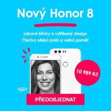 Předobjednejte si nový Honor 8