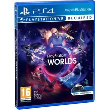 Sony VR Worlds - PS4 hra